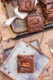 schnelle lebkuchen vom blech wahlweise glutenfrei