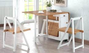 table de cuisine avec chaise encastrable table pliante avec chaises intgres table basse relevable conforama