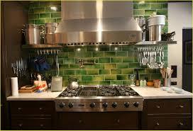 countertops backsplash light green glass tile backsplash