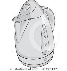 Royalty Free RF Percolator Clipart Illustration 1228197 By Dero