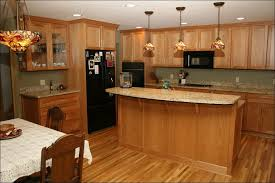 kitchen backsplash ideas for dark cabinets oak cabinets with