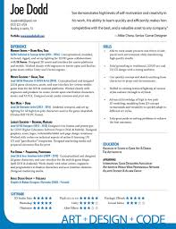Resume Games Game Design Examples