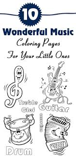 Green Eggs And Ham Colouring Sheet Wonderful Music Coloring Pages For Your Little Ones Pictures Sheets