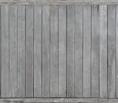 New Grey Wooden Planks Installed In Vertical Fashion
