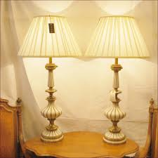 Stiffel Floor Lamp Vintage by Furniture Stiffel Floor Lamp With Glass Table Sylvania Lamps