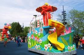 Sesame Place Halloween Parade by Sesame Place Muppet Wiki Fandom Powered By Wikia