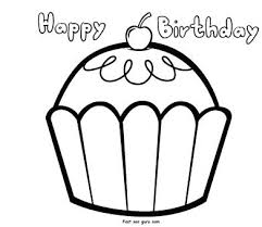 coloring pages of cupcakes plus birthday cupcake coloring page cupcakes happy birthday cupcake mom junction coloring