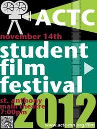 The 2012 Student Film Festival