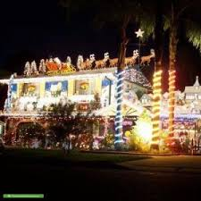 find the best christmas lights in sydney 2017 map time photos