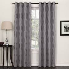 Kohls Kitchen Window Curtains by Zero Alchemy Blackout Window Curtain