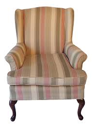 French Country Petite Wingback Mahogany Chair Refreshing Easy Diy Striped Chair Slipcover That Exude Luxury Amazoncom Harmony Slipcovers Rose Stripe Wingback Fits S Wingback Grey Themaspring Striped Wingback Chair Dentprofessionalinfo Stretch Pinstripe One Piece Wing Tcushion Slipcovers Uk Avalonmasterpro White Tikami Fniture Excellent Covers For Elegant Interior Back Cover Denim Double Diamond Sure Fit Wingchair