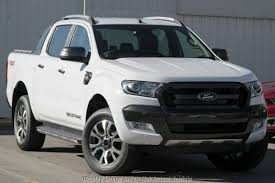 2018 Ford Ranger Wildtrak Double CAB PX Mkii MY18 (Frozen White) For ...