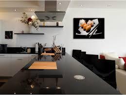 design cuisine tableau déco cuisine sushi en toile plexiglas et alu pas cher