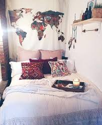 Travel Bedroom Decor Decorations For Walls In Wall Room Ideas Tumblr