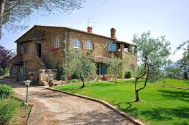 Farmhouse Olive Garden In Pienza Italy For Sale On Jamesedition Y Tuscan View