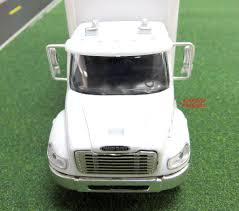 Freightliner Business Class M2 White Box Truck 1/43 Scale – Acapsule ... Chevrolet Nqr 75l Box Truck 2011 3d Model Vehicles On Hum3d White Delivery Picture A White Box Truck With Graffiti Its Side Usa Stock Photo Van Trucks For Sale N Trailer Magazine Semi At Warehouse Loading Bay Dock Blue Small Stock Illustration Illustration Of Tractor Just A Or Mobile Mechanic Shop Alvan Equip Man Tgl 2012 Vector Template By Yurischmidt Graphicriver