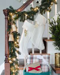 Pre Lit Entryway Christmas Trees by Christmas Tour 2016 Entryway And Guest Room The Chronicles Of Home