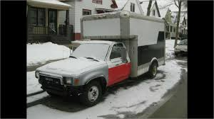 Small Pickup Trucks For Sale Used Lovely 89 Toyota 1 Ton U Haul Used ...