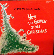 The Grinch Christmas Tree by Way Out Junk Zero Mostel Reads