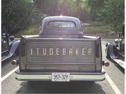 1953 Studebaker Pickup For Sale | ClassicCars.com | CC-891405 1953 Studebaker 2r5 Pickup Restored Cars For Sale Antique Streetside Classics The Nations Trusted This 54 Convertible Reveals What Could Have Been Premier Auction Custom Truck With A Navistar Diesel Inline Vintage Stock Photos Studebaker Dually Stake Truck 53st7812d Desert Valley Auto Parts Hemmings Find Of The Day 1950 2r10 Pick Daily For Classiccarscom Cc687991 Studebakerpickup Gallery