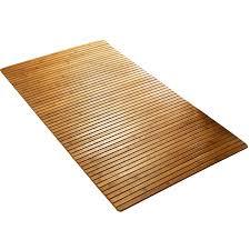 kleine wolke holzmatte bambus natur 50 cm x 80 cm kaufen bei obi