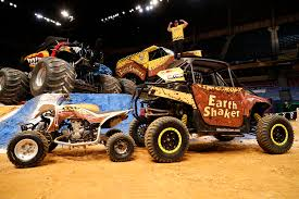 100 Monster Trucks Cleveland MONSTER JAM TRIPLE THREAT SERIES COME TO AMALIE ARENA Macaroni Kid
