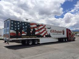 Military-themed Long-haul Trucks Unveiled | Business | Standard.net Cr England Truck Driving School Sisl S Trailer Pack Usa V1 1 Ats Truckload Carriers Raise Rates Surcharges In Response To New Dcp C R Diecast Promotions 64 Tractor Trailers Lot Next Cr England This Showed Up At Bnsf San Bernardino Ca Week Dave Allred Davidkallred Twitter Cr Freightliner Columbia Daycab 56801 Flickr Pin By Jacob Thompson Arnone On Trucks Pinterest Pay 6300 Truckers 235m Back The Fmcsa Officially Renews Precdl Exemption For Stop You May Be Passing A Future Career Com Akbagreenwco