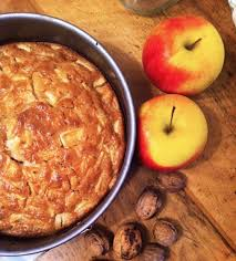 dessert aux pommes sans gluten gâteau aux pommes sans margarine et option sans gluten végémiam