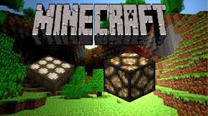 Redstone Lamps That Turn On At Night by Minecraft How To Make A Night Light With A Daylight Sensor Youtube