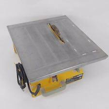 Workforce Tile Cutter Thd550 Replacement Blade by Tile Saw Switch Ebay