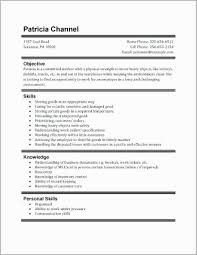Resume For Part Time Job Template Fresh 41 Examples Well Thathappymess