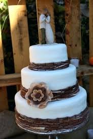Rustic Wedding Cake Designs Simple Country Ideas