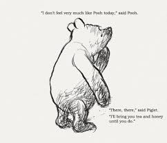 Winnie The Pooh Quotes Pooh by That U0027s What Friends Are For Piglets Honey And Teas