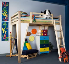 Timbernest Loft Bed by More Views
