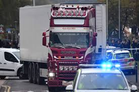 100 Picture Of Truck Second Man Charged Over 39 UK Truck Deaths Vietnam Makes