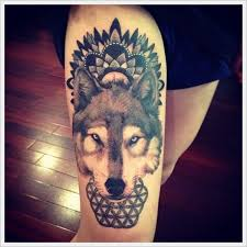 110 Best Thigh Tattoos For Women And Men