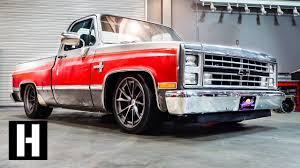 Ultimate Squarebody Street Truck? 600+ Hp Supercharged LT4 '86 ... 1972 Chevrolet C10 Street Truck C Fin The Sema Show 2016 Youtube Forza Horizon 3 850hp 2017 Shelby Raptor F150 Dcm Classics Build Featured In Magazine Lowered Performance Gmc Sierra By Mrr Caridcom Gallery Faest Legal Ever 1985 Metal Brothers Cruisin 1953 Scottiedtv Coolest Cars On Web 1975 Chevy Pro Her Best Side Ideas 55 Proline 1956 Ford F100 Protouring Clear Short Course Builds Anthonys Project C1500 Preview