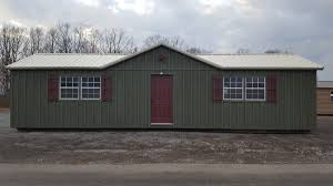 Amish Built Storage Sheds Ohio by Small Log Cabins Factory Direct Portable Pre Built Cabins