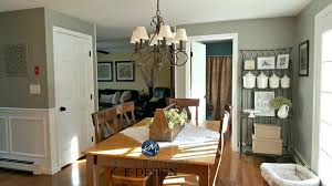 Sherwin Williams Living Room Colors Country Farmhouse Style Dining Warm Wood Floor And Furniture Kylie