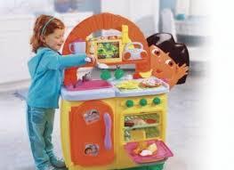 Dora The Explorer Kitchen Set by Tv Guide Dora Explorer Kitchen Light Sound Baby World Savings On