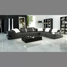 moderne möbel sitzgruppe ledersofagarnitur wohnmöbel sofa wohnzimmer gesetzt weiße farbe