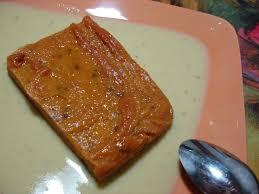 cuisine et voyage moelleux de patates douces à la cannelle fèves de tonka et rhum