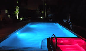 lighting pool light fixture amazing inground pool light bulb