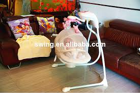 Baby Automatic Cradle Swing hanging Baby Swing electric Doll Swing