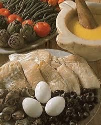 cuisiner morue aïoli de morue pour 6 personnes recettes à table