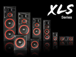 cerwin vega xls series home theater speaker system