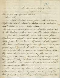 Robert Gould Shaw Letters