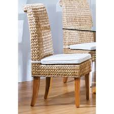 Pier One Dining Chair Cushions by Dining Room Side View Of Seagrass Dining Chair Excellent