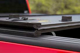 Leer Bed Covers by Leer Trilogy Folding Tonneau Cover Custom Trucks