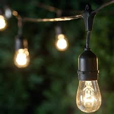 Outdoor Light Strings Lowes Posts For Hanging String Lights House